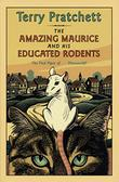 Cover art for THE AMAZING MAURICE AND HIS EDUCATED RODENTS