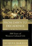 Cover art for FROM DAWN TO DECADENCE