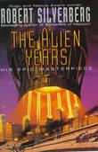 Cover art for THE ALIEN YEARS