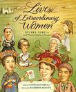 Cover art for LIVES OF EXTRAORDINARY WOMEN