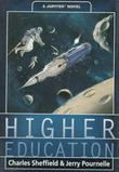 Cover art for HIGHER EDUCATION