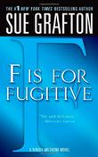 Cover art for 'F' IS FOR FUGITIVE