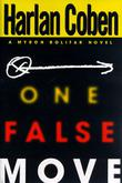 Cover art for ONE FALSE MOVE