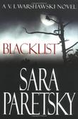 Cover art for BLACKLIST