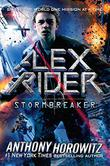 Cover art for STORMBREAKER