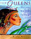 Cover art for TEN QUEENS