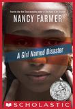 Cover art for A GIRL NAMED DISASTER
