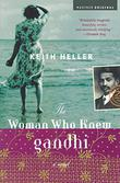 Cover art for THE WOMAN WHO KNEW GANDHI