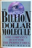 Cover art for THE BILLION-DOLLAR MOLECULE