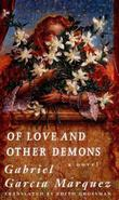 Cover art for OF LOVE AND OTHER DEMONS