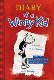 Cover art for DIARY OF A WIMPY KID