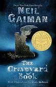 Cover art for THE GRAVEYARD BOOK