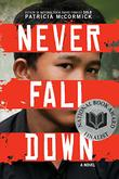 Cover art for NEVER FALL DOWN