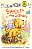 Cover art for BISCUIT IN THE GARDEN