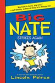 Cover art for BIG NATE STRIKES AGAIN