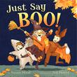 Cover art for JUST SAY BOO!