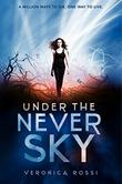 Cover art for UNDER THE NEVER SKY