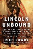 Cover art for LINCOLN UNBOUND