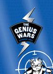 Cover art for THE GENIUS WARS