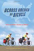 Cover art for ACROSS AMERICA BY BICYCLE