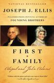 Cover art for FIRST FAMILY