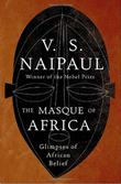 Cover art for THE MASQUE OF AFRICA