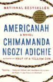 Cover art for AMERICANAH
