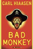 Cover art for BAD MONKEY
