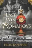 Cover art for THE LAST DAYS OF THE ROMANOVS