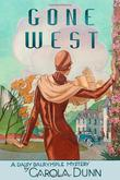 Cover art for GONE WEST