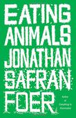 Cover art for EATING ANIMALS