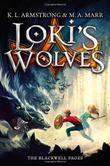 Cover art for LOKI'S WOLVES