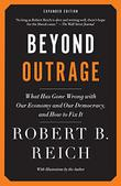 Cover art for BEYOND OUTRAGE