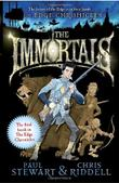 Cover art for THE IMMORTALS