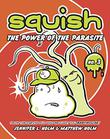Cover art for THE POWER OF THE PARASITE