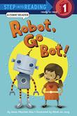 Cover art for ROBOT, GO BOT!