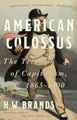 Cover art for AMERICAN COLOSSUS