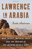 Cover art for LAWRENCE IN ARABIA