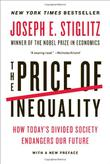 Cover art for THE PRICE OF INEQUALITY