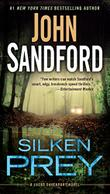 Cover art for SILKEN PREY