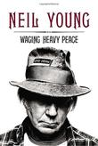 Cover art for WAGING HEAVY PEACE