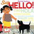 Cover art for SAY HELLO!