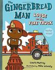 Cover art for THE GINGERBREAD MAN LOOSE ON THE FIRE TRUCK