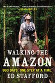 Cover art for WALKING THE AMAZON