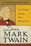 Cover art for DEAR MARK TWAIN