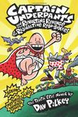 Cover art for CAPTAIN UNDERPANTS AND THE REVOLTING REVENGE OF THE RADIOACTIVE ROBO-BOXERS