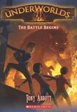 Cover art for THE BATTLE BEGINS