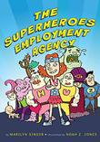 Cover art for THE SUPERHEROES EMPLOYMENT AGENCY