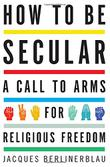 Cover art for HOW TO BE SECULAR