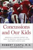 Cover art for CONCUSSIONS AND OUR KIDS